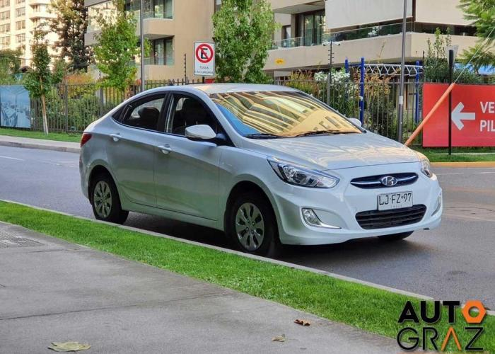 HYUNDAI ACCENT RB 2019